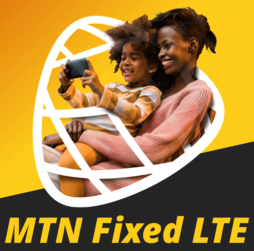 MTN Fixed LTE 150GB + 150GB